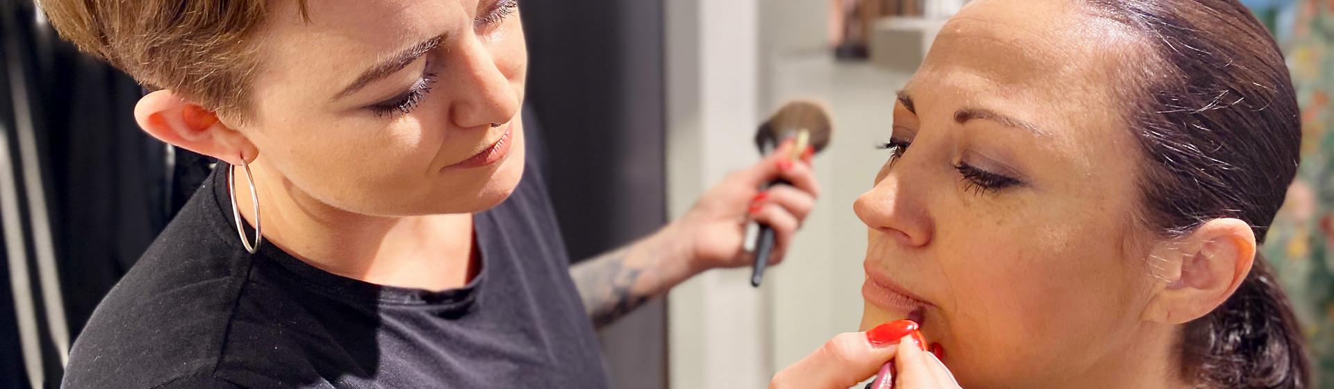 Makeup-Slider